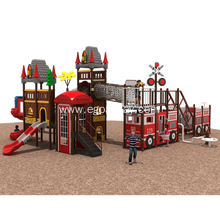 Landscape Outdoor Playground Equipment
